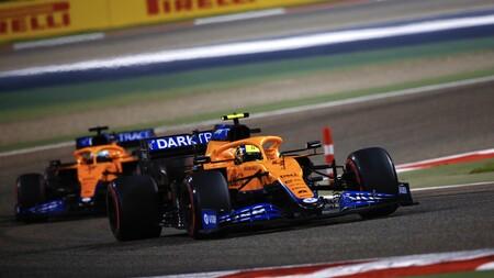 Norris Barein F1 2021