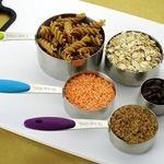 ¿Cocinas midiendo a ojo los ingredientes o los mides con precisión?