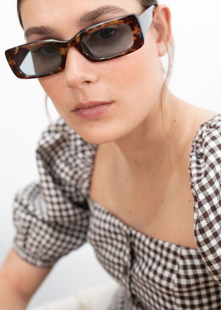 Gafas De Sol Rectangulares 03