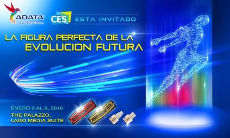 ADATA mostrará la siguiente evolución de productos de memoria para CES 2016