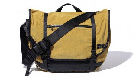 Porter y Swagger crean la bolsa messenger de este otoño