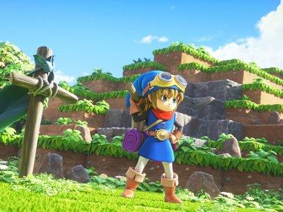 Todas las claves de Dragon Quest Builders para Nintendo Switch  en su tráiler de lanzamiento