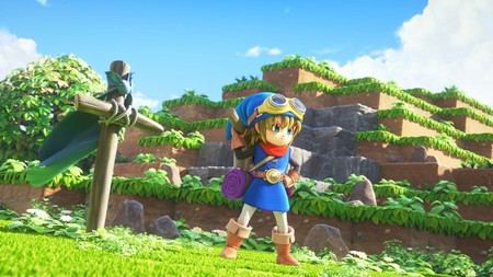 Todas las claves de Dragon Quest Builders para Nintendo Switch  en su tráiler de lanzamiento