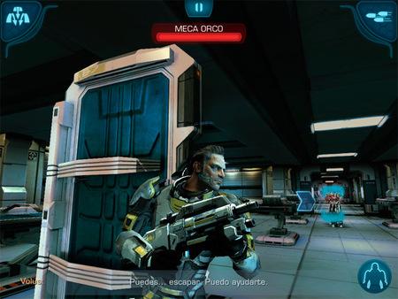 'Mass Effect: Infiltrator' desembarca en Android