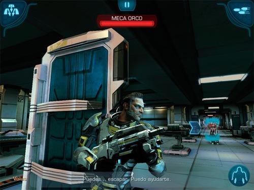 'MassEffect:Infiltrator'desembarcaenAndroid
