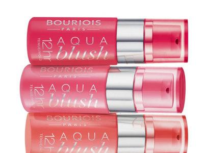 ¿Un colorete que realza el frescor del rostro?: sí, es el nuevo 'Aqua Blush' de Bourjois