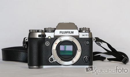 Fujifilm X-T1 Graphite Silver Edition, análisis