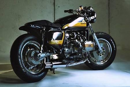 Honda Gold Wing Bulldog Bobber