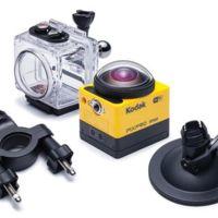 Kodak PixPro SP360, la cámara de acción que graba todo a nuestro alrededor