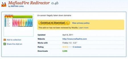 Piden a Mozilla retirar extensión para permitir acceso a dominios secuestrados