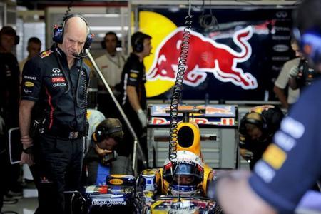 """Adrian Newey: """"Sebastian Vettel está en camino de convertirse en leyenda"""""""