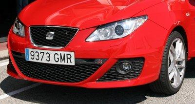 SEAT Ibiza FR, toma de contacto en el Circuito del Jarama