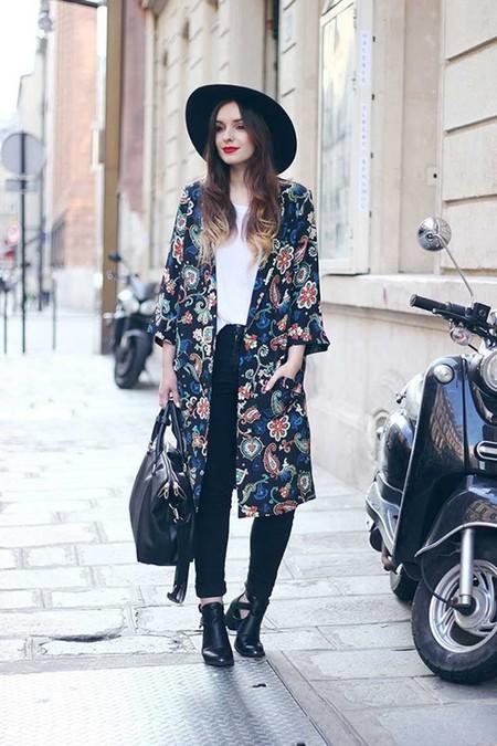 Como Llevar Una Chaqueta Kimono 6