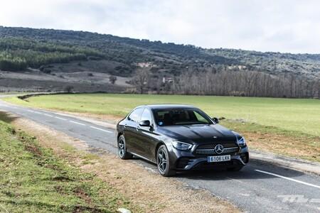 Mercedes Benz E 300 De 2021 Prueba 008
