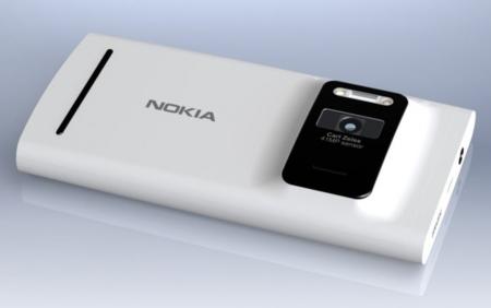 Recreación Nokia EOS