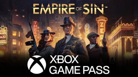 Xbox Game Pass no para de sumar juegos: Empire of Sin anuncia su inminente llegada al catálogo de Xbox y PC