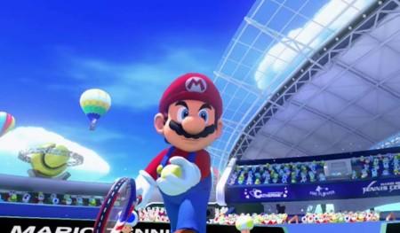 Mario Tennis debuta en Wii U y llegará para navidad