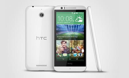 HTC Desire 510 blanco