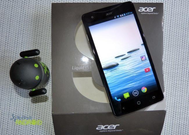 Acer Liquid S1, prueba a fondo