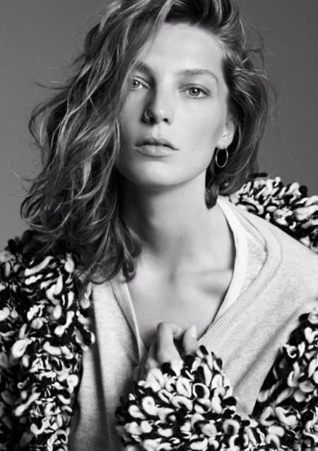 Isabel Marant para H&M: Daria Werbowy es la modelo estrella de la campaña