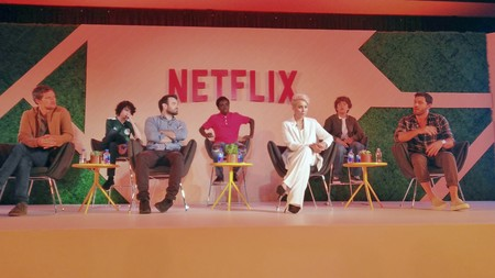 Cast Netflix