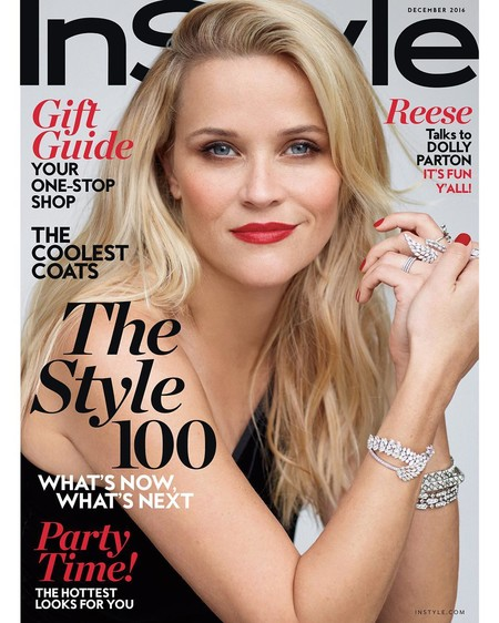 InStyle USA: Reese Witherspoon