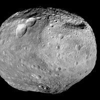 Se puede ver a simple vista el asteroide gigante Vesta
