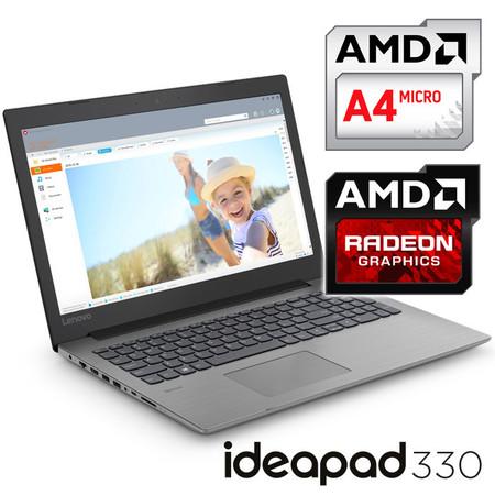 Lenovo Ideapad 330-15AST, un portátil perfecto para comuniones, por sólo 219 euros en Amazon