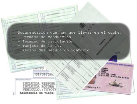Documentación del coche