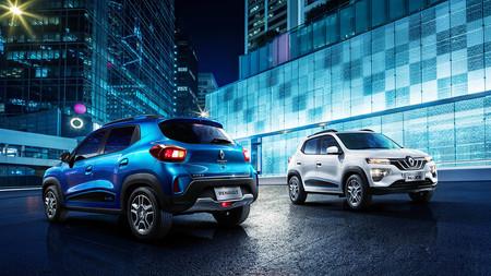 Renault City K-ZE: el coche eléctrico de los 7.000 euros ya es una realidad, pero solo en China