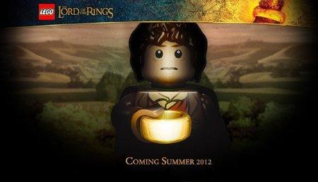 'LEGO: El Señor de los Anillos' llegará en verano de 2012