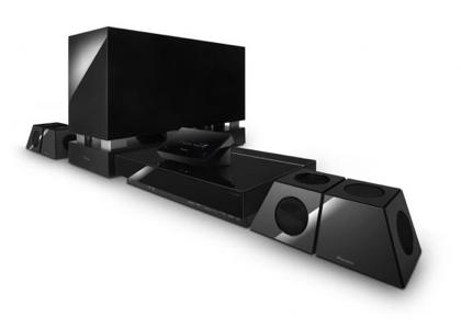 Pioneer LX01, sistema de cine en casa