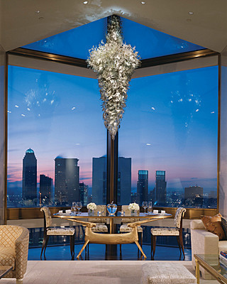 Ty Warner Penthouse, la suite más lujosa de Manhattan