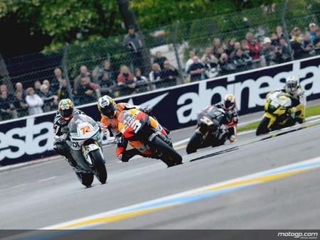 GP Francia, grupo