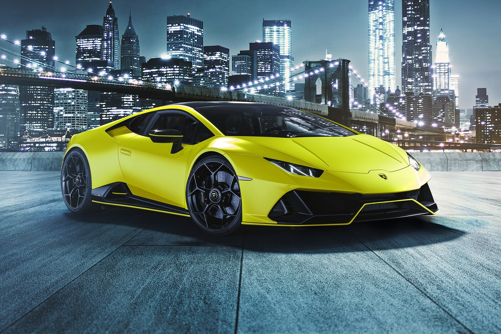 Foto de Lamborghini Huracán EVO Fluo Capsule (5/26)