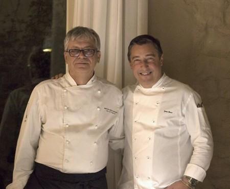 Mercer Restaurant Jean Luc Figueras y Joan Roca: Cenas solidarias a cuatro manos