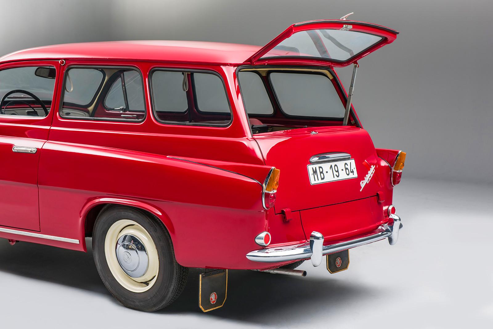 Foto de El Škoda Octavia celebra su 60ª aniversario (9/20)