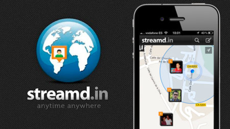 Streamd.in, descubre los tweets geoposicionados de una forma diferente