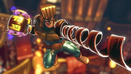 Max Brass será el primer personaje en unirse a ARMS en forma de DLC gratuito [E3 2017]