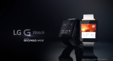 LG G Watch en su primer video promocional