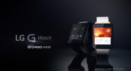 LG G Watch en su primer video promocional