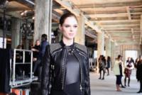 Street Style Semana de la Moda de Nueva York: todo al negro