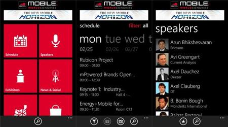 Mobile World Congress para Windows Phone, no te pierdas nada de este evento