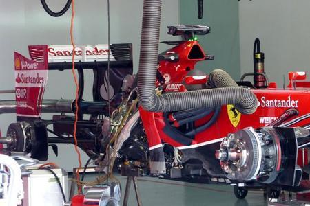 En Ferrari se plantean cambiar de proveedor de turbo