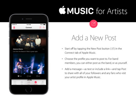 Apple Music para Artistas, así es la app Música de tu iPhone si eres Nine Inch Nails