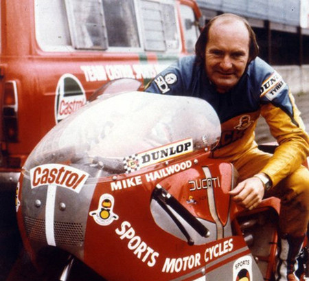 Mike Hailwood Pelicula