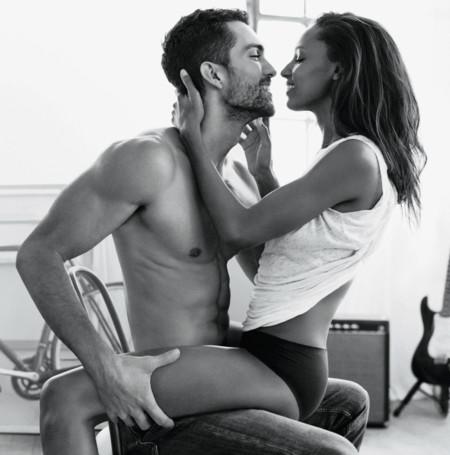 Tobias Sorensen Calvin Klein Eternity Now Fragrance Campaign