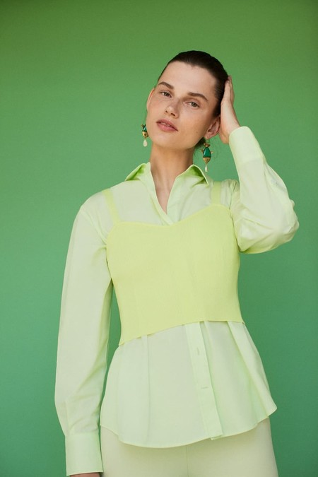 Zara Total Look Color Verano 2020 07