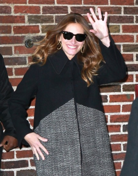 Pretty Roberts, pretty clothes. Julia Roberts y su look de quita y pon