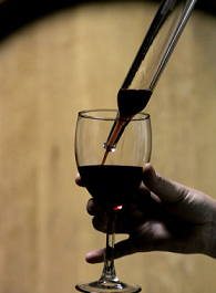 Nuevo sistema para conocer a fondo el vino que se elabora